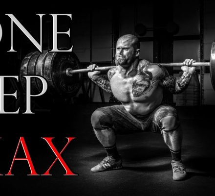 charge maximale musculation