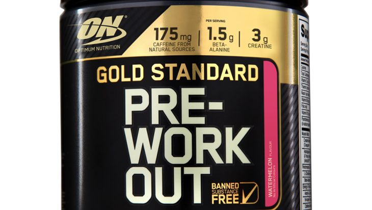 booster pre workout musculation